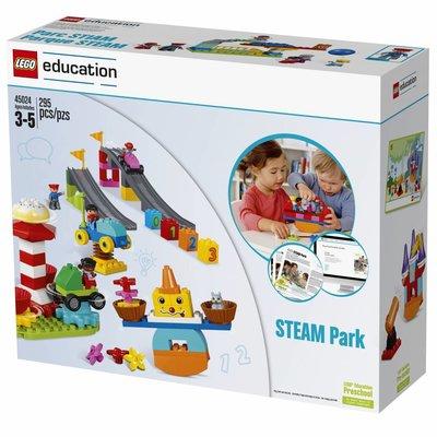 DUPLO Steam Park 45024