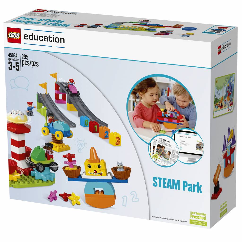 DUPLO STEAM Park MINT - KinderSpell