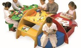 Créer un coin de jeu pour les enfants