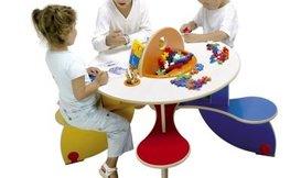 Optez pour la qualité pour le coin de jeu enfant