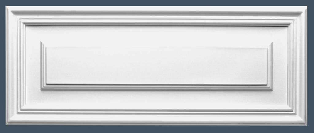 Orac Decor Luxxus Collectie Deurpaneel D504 - Sierlijsten en Ornamenten Speci...