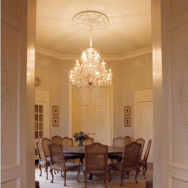 orac decor luxxus collectie rozet r64 sierlijsten en ornamenten specialist eurostuc decor. Black Bedroom Furniture Sets. Home Design Ideas