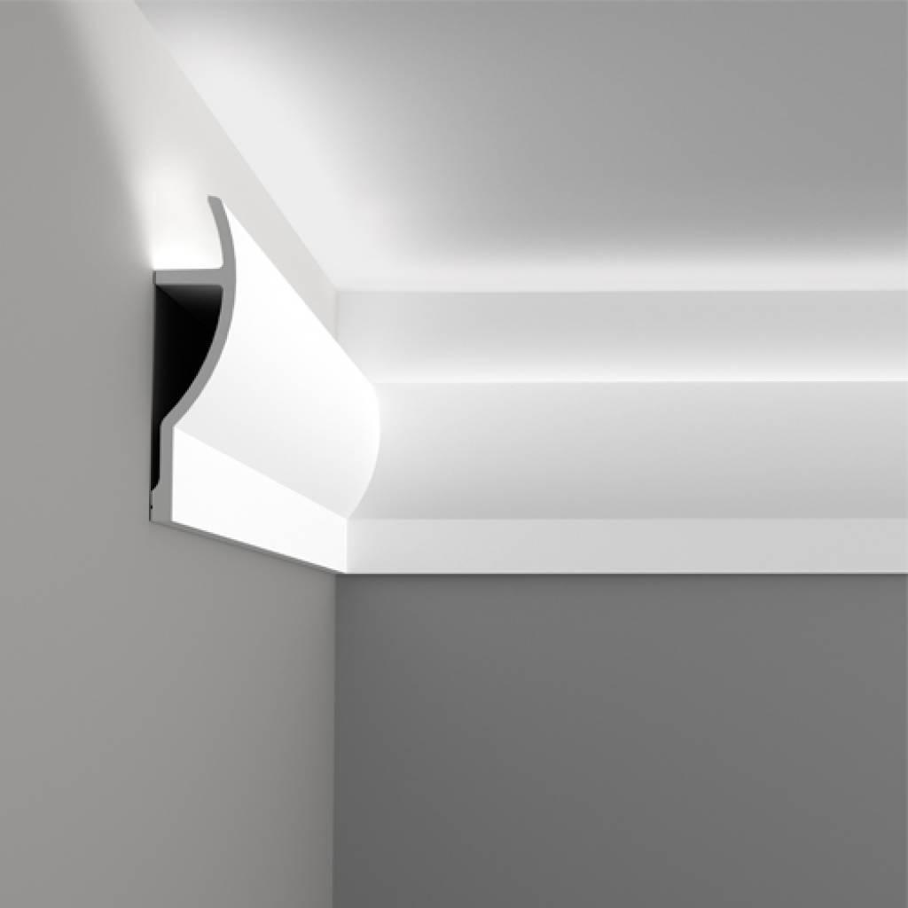 Orac Decor Luxxus Collectie Kroonlijst voor Indirect Verlichting ...