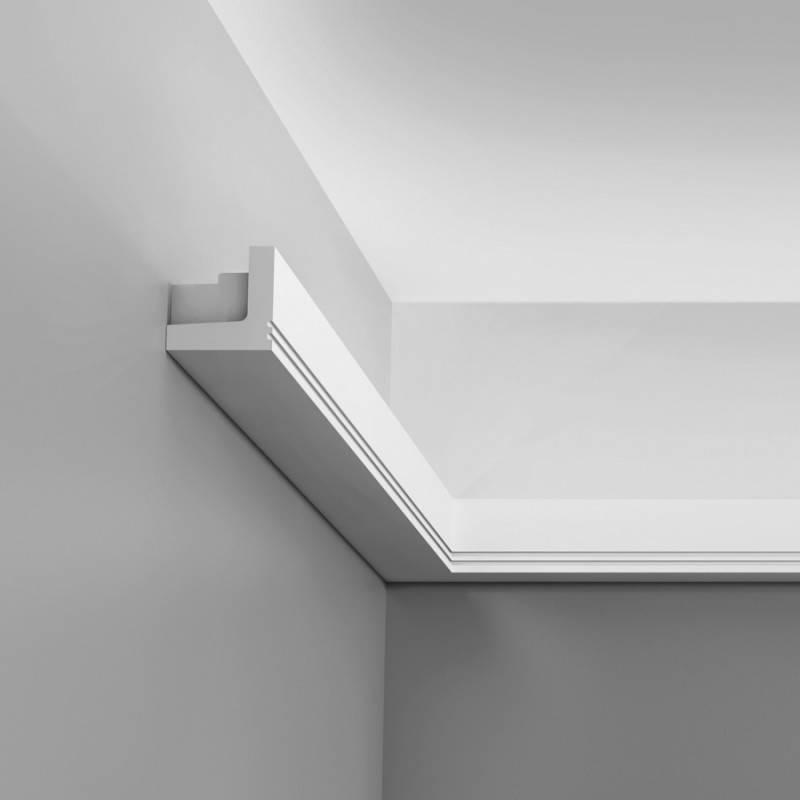 kroonlijst voor indirect verlichting c361 stripe orac decor luxxus sierlijsten en ornamenten specialist eurostuc decor