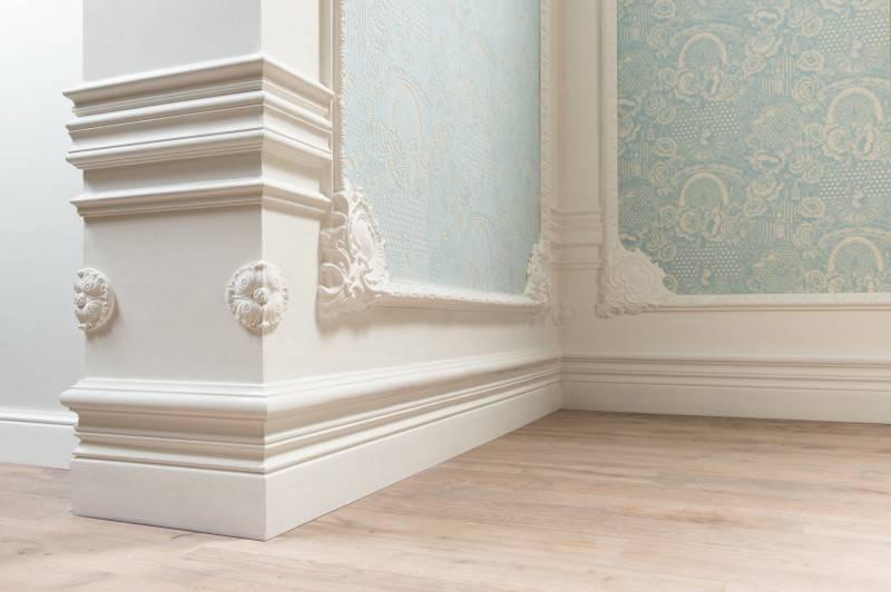 Al 25 jaar leverancier van Sierlijsten en Ornamenten aan bedrijven en particulier !