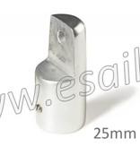 Eindstuk Aluminium