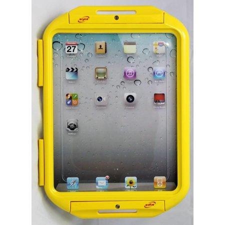 Luxe waterdichte beschermhoes voor de iPad. Zwart