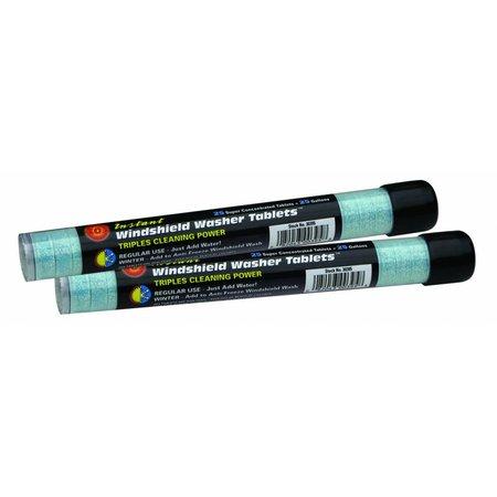 303 Products Windshield Cleaner 25 tabletten, alleen water toevoegen.