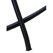 Shockcord / Elastiek zwart 4 mm