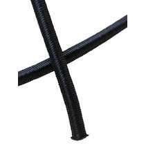 Shockcord / Elastiek zwart 8 mm