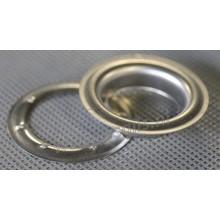 Prym Materiaal: Koper-Vernikkeld, Type / Diameter: 7B: 15 mm, Onderdeel: Ring 100 stuks