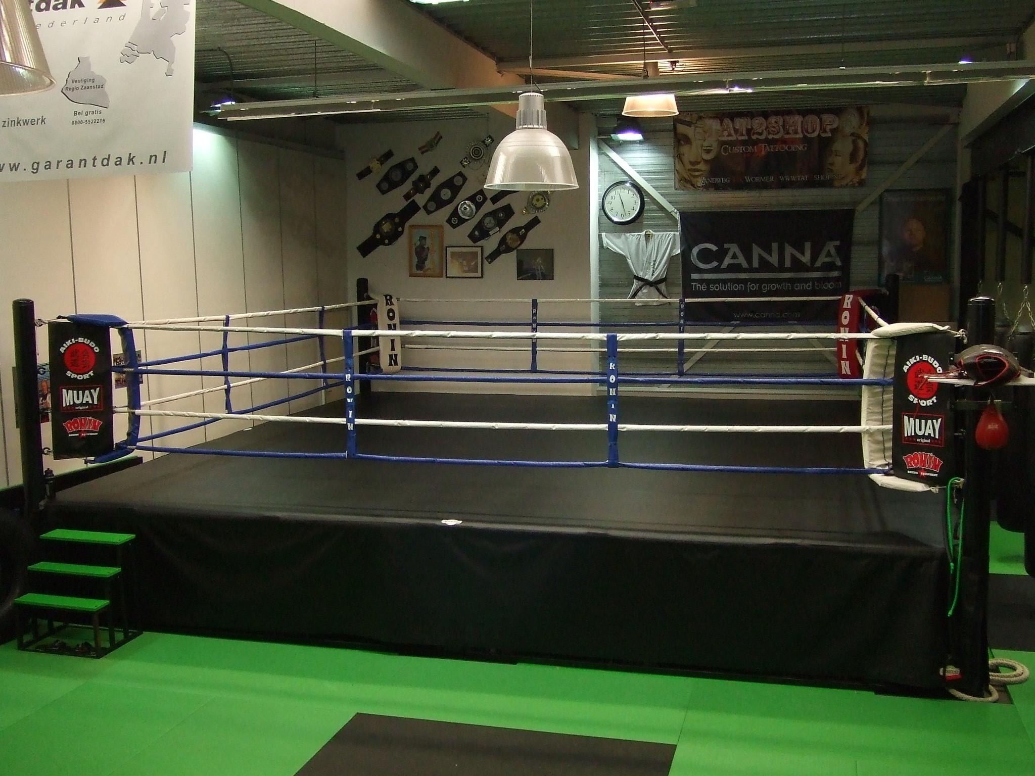 Boxring Team Bob Schreiber