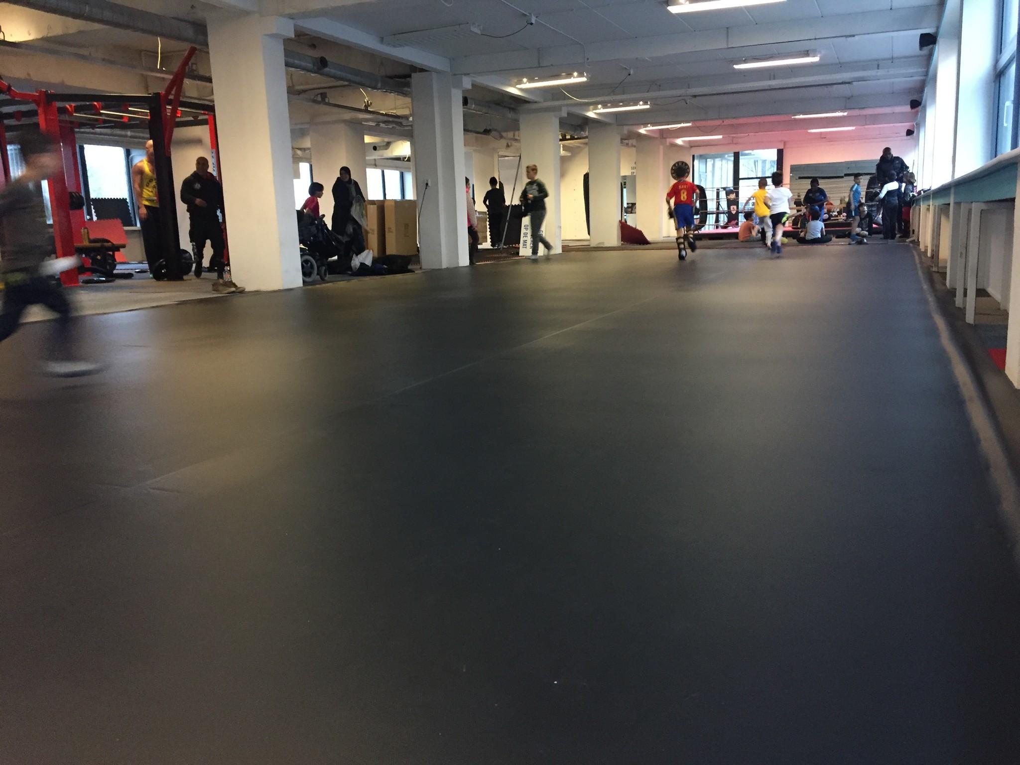 Dojo Cardio Fitness Amsterdam