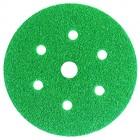 3M Schuurschijven 150mm hookit 50st groen 6+1GT