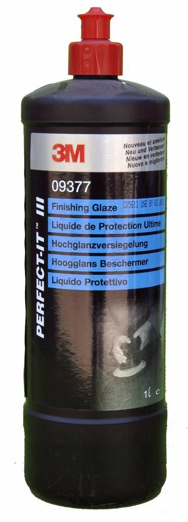3M Polijstpasta glans bescherm.1ltr rood 09377