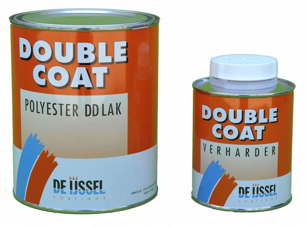 De ijssel Double coat set glans standaard kleur 1kg