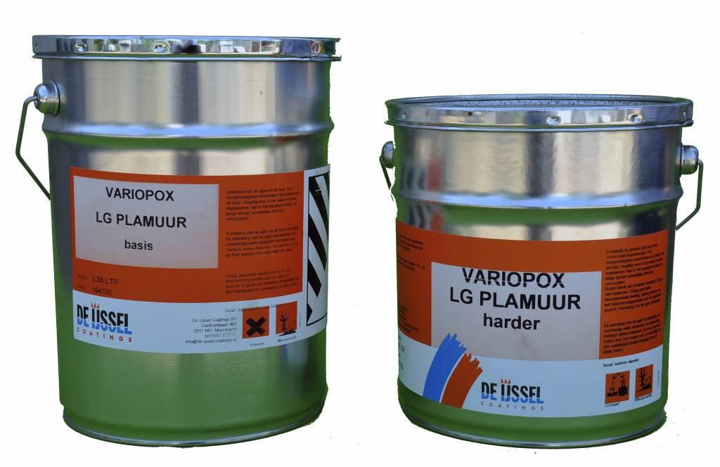 De ijssel Variopox lg epoxy plamuur set 5ltr