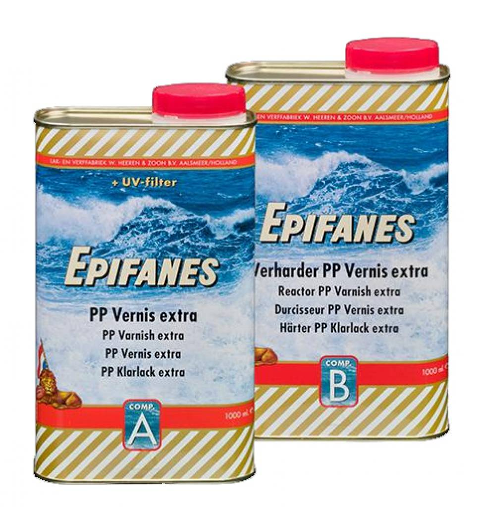 Epifanes PP Vernis Extra A+B