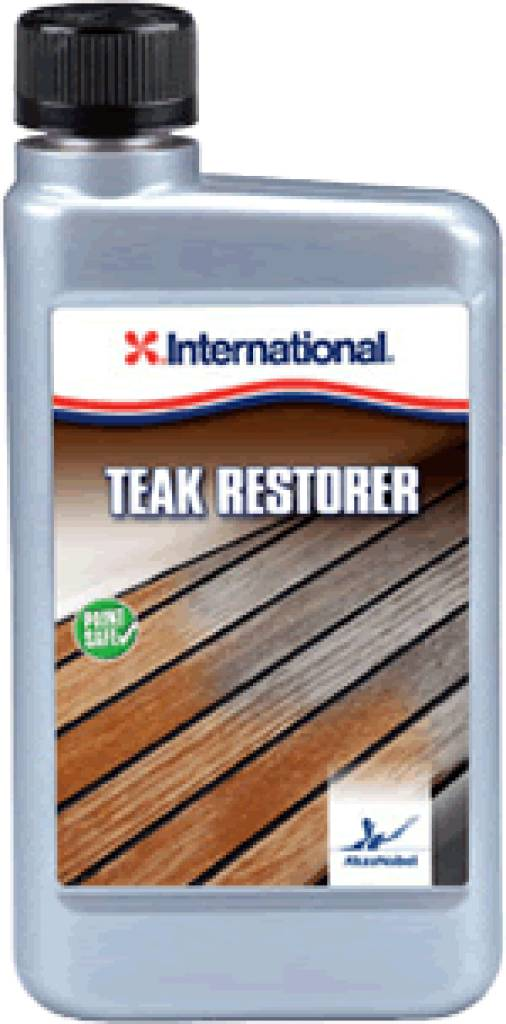 International Boatcare teak restorer 500ml