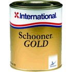 International Schooner gold hoogglans
