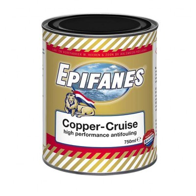 Epifanes Copper Cruise antifouling 750ml/2,5ltr/5l