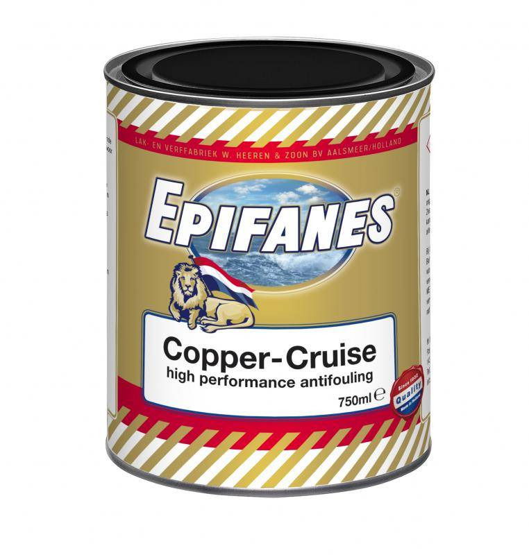 Epifanes Copper Cruise antifouling 750ml/2,5ltr