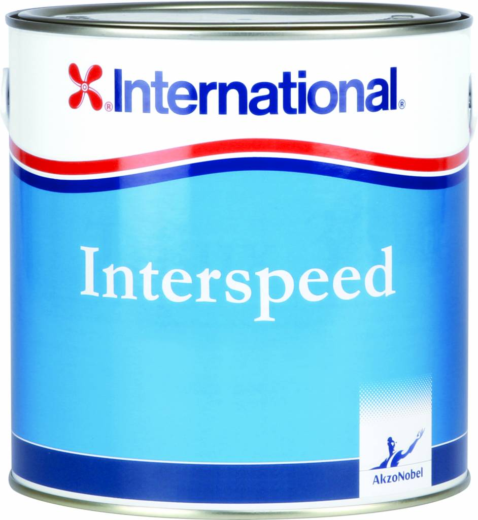 International Interspeed antifouling extra