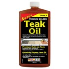 Starbrite PREMIUM GOLDEN TEAK OIL