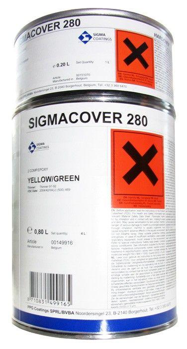 De ijssel Sigmacover 280 epoxyprimer