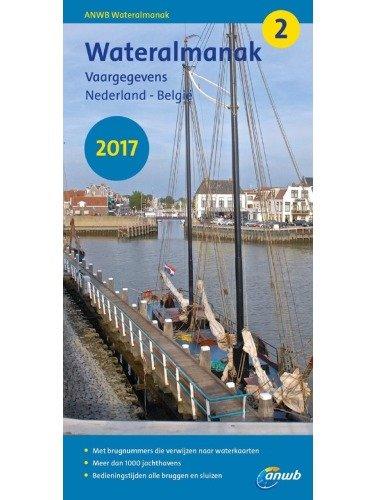 Almanak deel 2 Vaargegevens Nederland en België