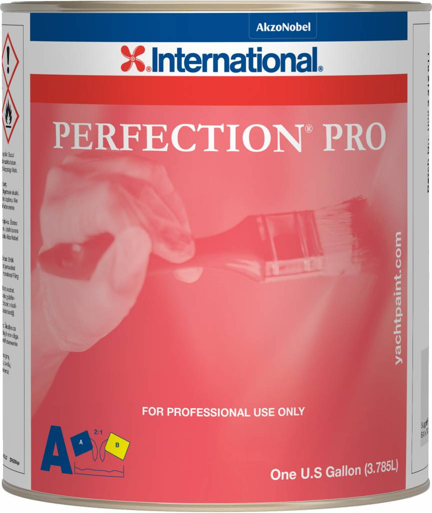 International International Perfection Pro spuit uitvoering Speciale kleur