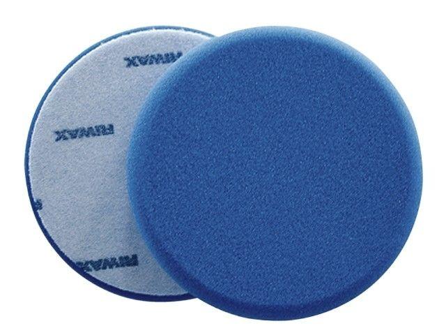 Riwax Riwax polijstpad blauw 75mm (hard)