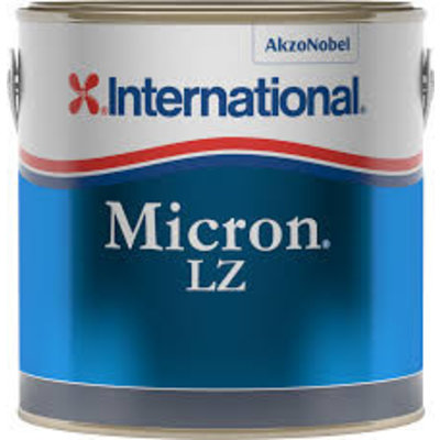 International Antifouling Micron LZ 750ml / 2.5ltr/ 5ltr/ 20ltr