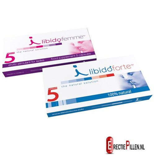 Winter Actie Libidforte en Libidofemme 5
