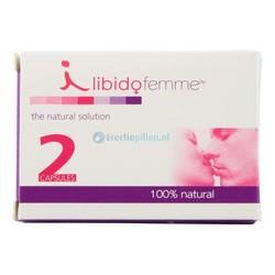 Libidofemme 2 capsules