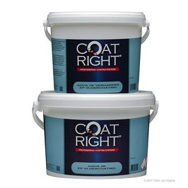Coatright Coatright  2K EP Vloercoating  (Epoxy)