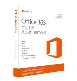 Microsoft Office 365 Home Premium 32/64bit NL 1 yr