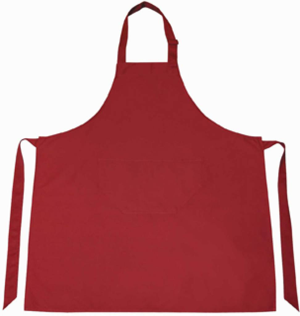 Professional kitchen aprons available in 13 different colors and ...