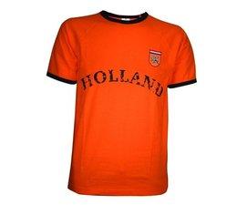 b032d9e8f4 Orange HOLLAND Retro T-Shirts in Größen für Erwachsene und Kindergrößen