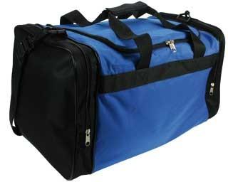 61c8727c854 Goedkope Sporttassen! Goedkope blauw met zwarte sporttassen voor  multifunctionele doeleinden kopen?