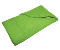 Billiga mörkgröna frotté Beach handdukar (Storlek 100 x 180 cm ... c98f1d14ee5c2