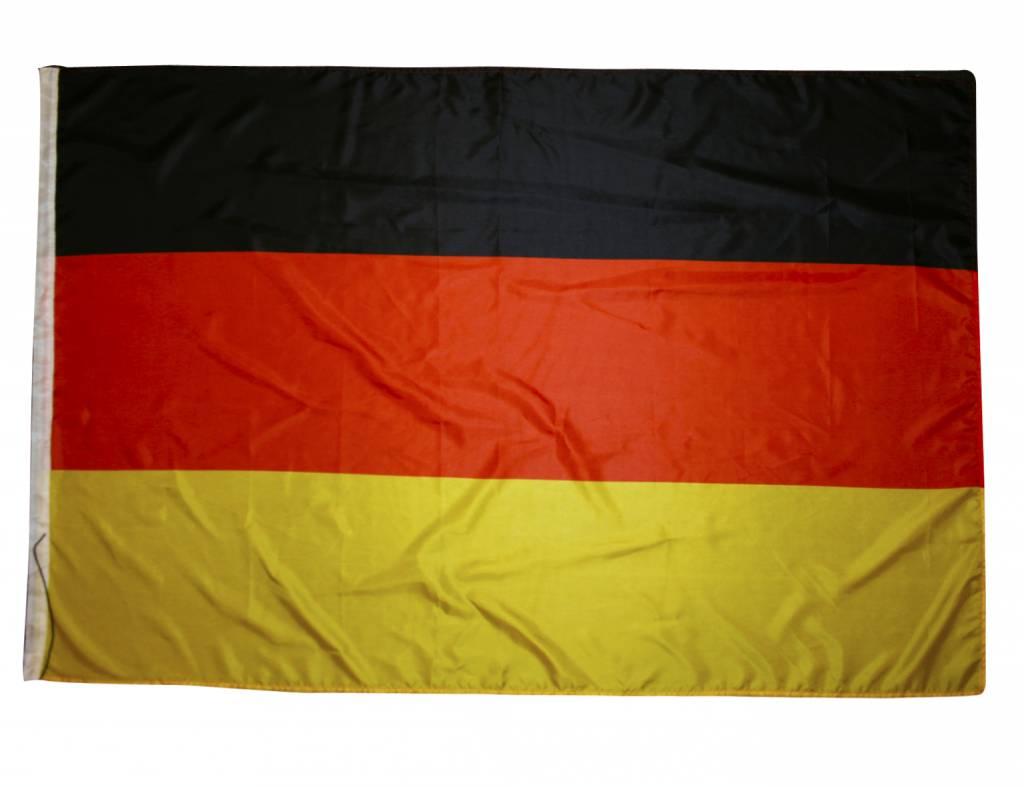 flag med farven gul sort blå