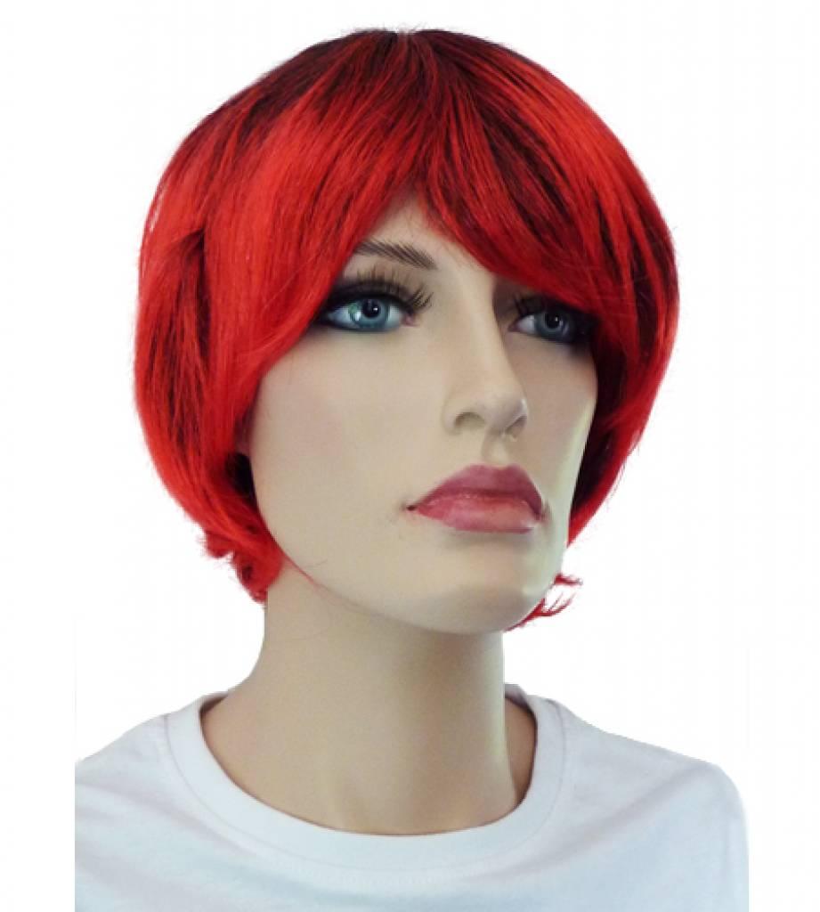 vanavond escorte rood haar