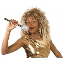 Pruik lang haar Tina Turner
