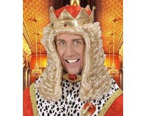 Koning - Prins - Adel pruiken