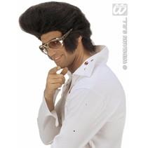 Pruik Elvis jumbo