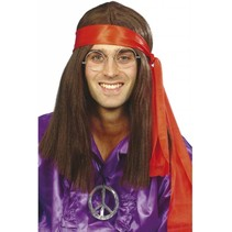 Hippie verkleedset Arthur