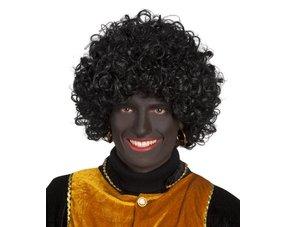 Zwarte Piet - Sinterklaas pruiken