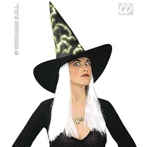 Heksenhoed met haar