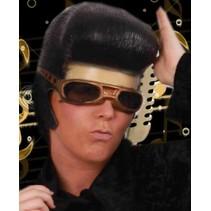 Schedel Elvis + bril